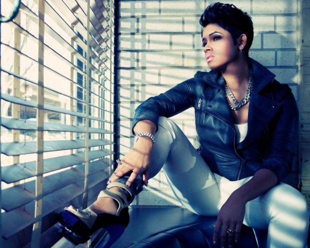 "Formally Signed to Ne-Yo's imprint Compound University R& B singer ""RaVaughn"""